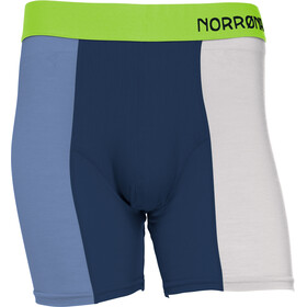 Norrøna Wool Underwear Men beige/blue